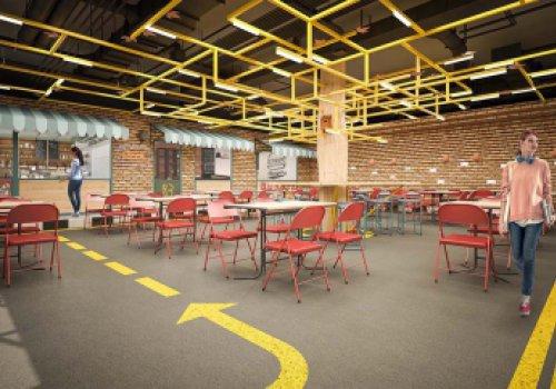 Beyhaqi Shahrvand Food Court