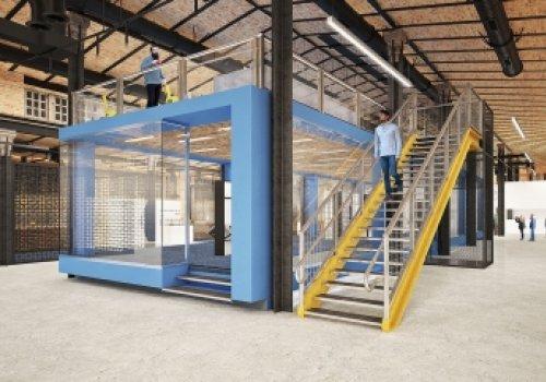 Risbaaf Factory Renovation-Packaging Museum
