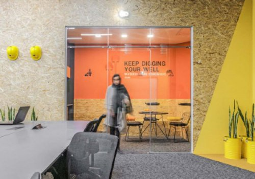 MineTech Coworking Space