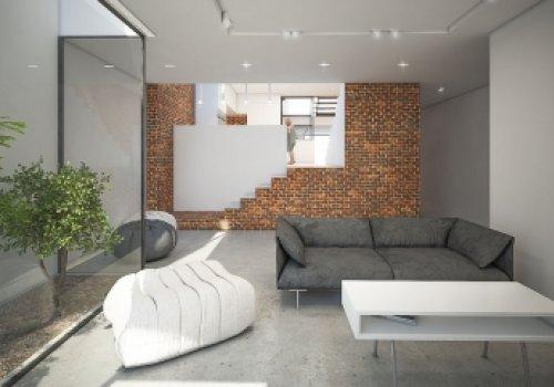 مسابقه معماری داخلی دلچه…